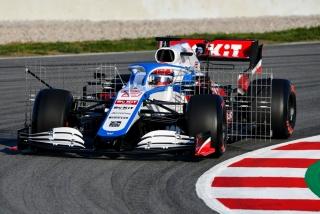 Fotos de la semana 1 de test F1 2020 en Barcelona Foto 14