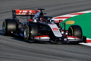 Fotos de la semana 1 de test F1 2020 en Barcelona Foto 15