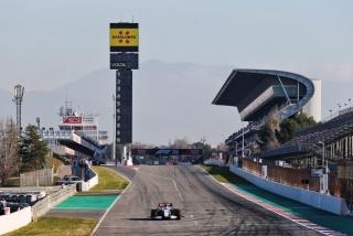 Fotos de la semana 1 de test F1 2020 en Barcelona Foto 17