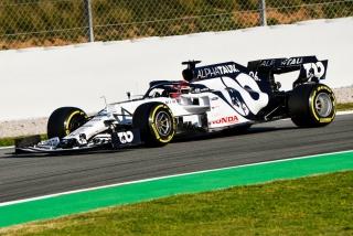 Fotos de la semana 1 de test F1 2020 en Barcelona Foto 18