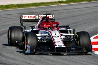 Fotos de la semana 1 de test F1 2020 en Barcelona Foto 19