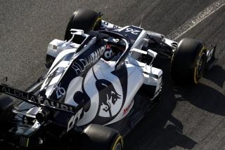 Fotos de la semana 1 de test F1 2020 en Barcelona Foto 22