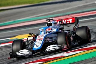 Fotos de la semana 1 de test F1 2020 en Barcelona Foto 23