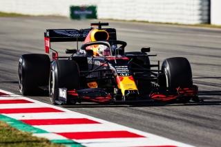 Fotos de la semana 1 de test F1 2020 en Barcelona Foto 26