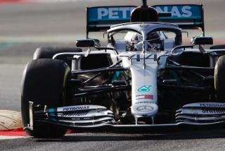 Fotos de la semana 1 de test F1 2020 en Barcelona Foto 28