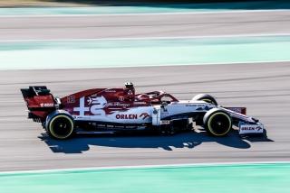 Fotos de la semana 1 de test F1 2020 en Barcelona Foto 30