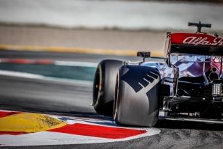 Fotos de la semana 1 de test F1 2020 en Barcelona Foto 31
