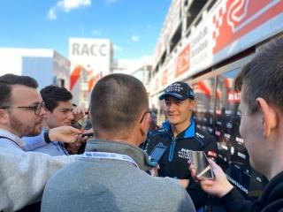 Fotos de la semana 1 de test F1 2020 en Barcelona Foto 35
