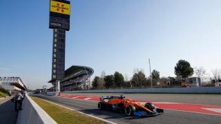 Fotos de la semana 1 de test F1 2020 en Barcelona Foto 41
