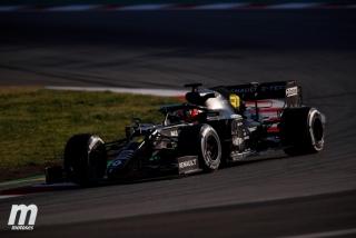 Fotos de la semana 1 de test F1 2020 en Barcelona Foto 43