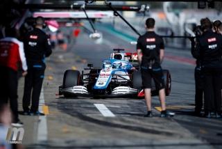 Fotos de la semana 1 de test F1 2020 en Barcelona Foto 45