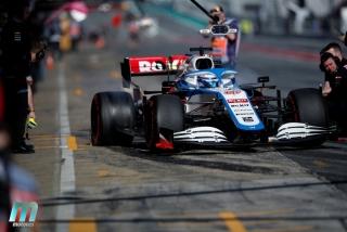 Fotos de la semana 1 de test F1 2020 en Barcelona Foto 46