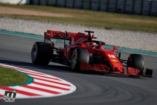 Fotos de la semana 1 de test F1 2020 en Barcelona Foto 47