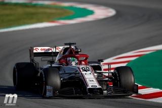 Fotos de la semana 1 de test F1 2020 en Barcelona Foto 48
