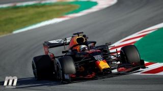 Fotos de la semana 1 de test F1 2020 en Barcelona Foto 49