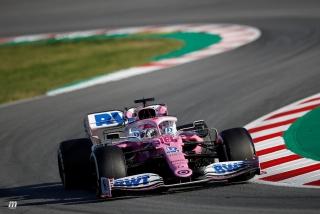 Fotos de la semana 1 de test F1 2020 en Barcelona Foto 50