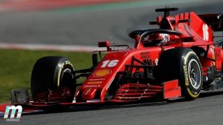 Fotos de la semana 1 de test F1 2020 en Barcelona Foto 53