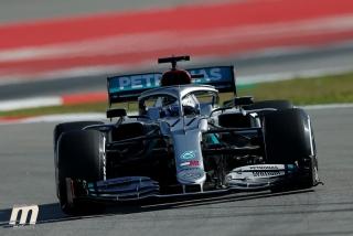 Fotos de la semana 1 de test F1 2020 en Barcelona Foto 54