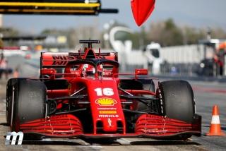 Fotos de la semana 1 de test F1 2020 en Barcelona Foto 56