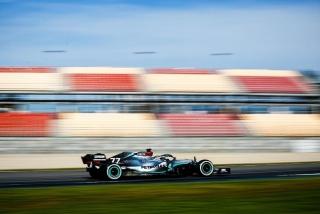 Fotos de la semana 1 de test F1 2020 en Barcelona Foto 57