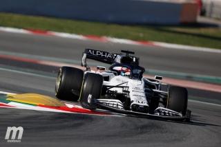 Fotos de la semana 1 de test F1 2020 en Barcelona Foto 65