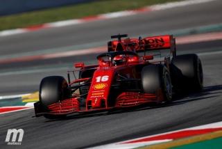 Fotos de la semana 1 de test F1 2020 en Barcelona Foto 67