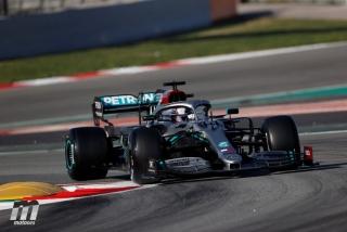 Fotos de la semana 1 de test F1 2020 en Barcelona Foto 68