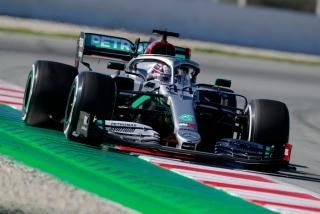Fotos de la semana 2 de test F1 2020 en Barcelona