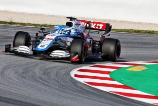 Fotos de la semana 2 de test F1 2020 en Barcelona - Foto 2