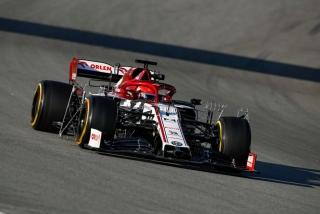Fotos de la semana 2 de test F1 2020 en Barcelona - Foto 4