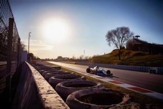 Fotos de la semana 2 de test F1 2020 en Barcelona - Foto 5