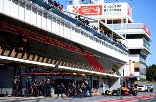 Fotos de la semana 2 de test F1 2020 en Barcelona Foto 9
