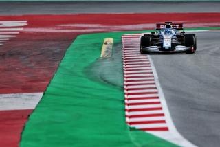 Fotos de la semana 2 de test F1 2020 en Barcelona Foto 10