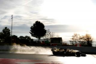 Fotos de la semana 2 de test F1 2020 en Barcelona Foto 14