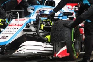 Fotos de la semana 2 de test F1 2020 en Barcelona Foto 15