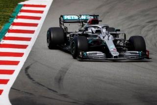 Fotos de la semana 2 de test F1 2020 en Barcelona Foto 17