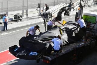 Fotos de la semana 2 de test F1 2020 en Barcelona Foto 24
