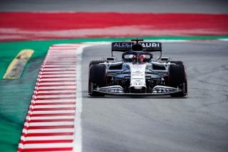 Fotos de la semana 2 de test F1 2020 en Barcelona Foto 28