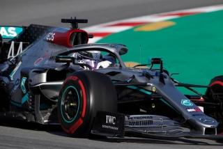 Fotos de la semana 2 de test F1 2020 en Barcelona Foto 29