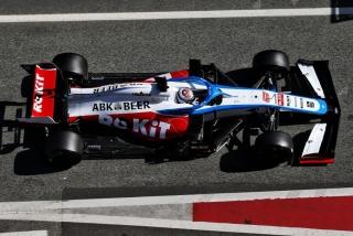 Fotos de la semana 2 de test F1 2020 en Barcelona Foto 31