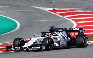 Fotos de la semana 2 de test F1 2020 en Barcelona Foto 32