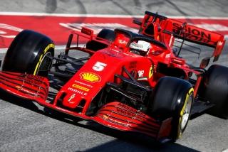 Fotos de la semana 2 de test F1 2020 en Barcelona Foto 37