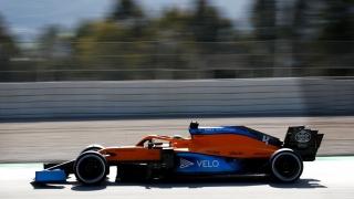 Fotos de la semana 2 de test F1 2020 en Barcelona Foto 38