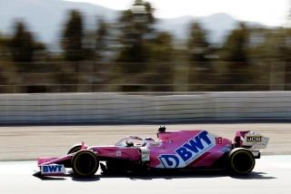 Fotos de la semana 2 de test F1 2020 en Barcelona Foto 40