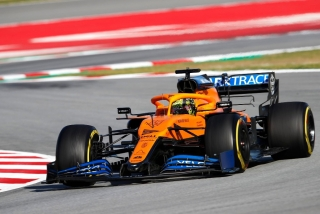 Fotos de la semana 2 de test F1 2020 en Barcelona Foto 41