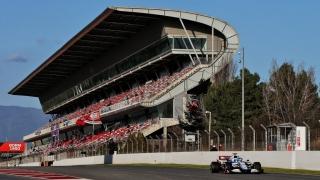 Fotos de la semana 2 de test F1 2020 en Barcelona Foto 42