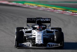 Fotos de la semana 2 de test F1 2020 en Barcelona Foto 43