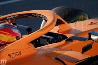 Fotos de la semana 2 de test F1 2020 en Barcelona Foto 44