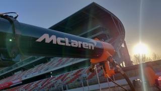 Fotos de la semana 2 de test F1 2020 en Barcelona Foto 45