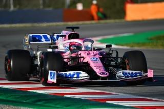 Fotos de la semana 2 de test F1 2020 en Barcelona Foto 47
